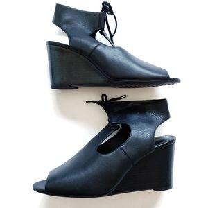 Ralph Lauren Alayna wedge sandals